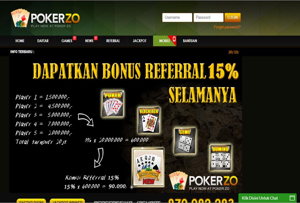 pokerzo
