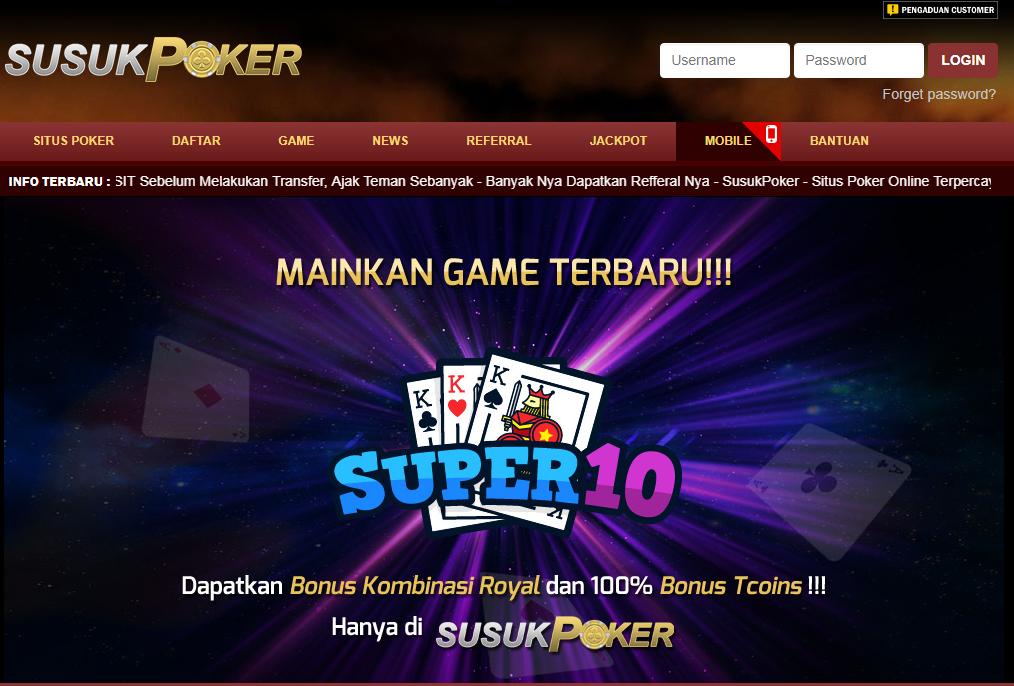 PokerZo | Link Alternatif PokerZo | Cocpoker