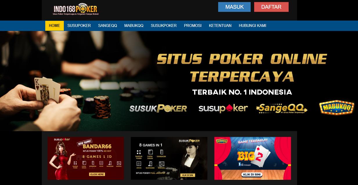 mabuk poker